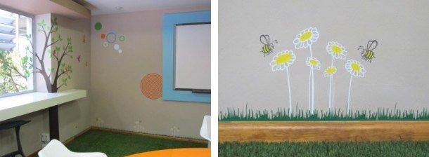Nampak research & development innovation room custom designed