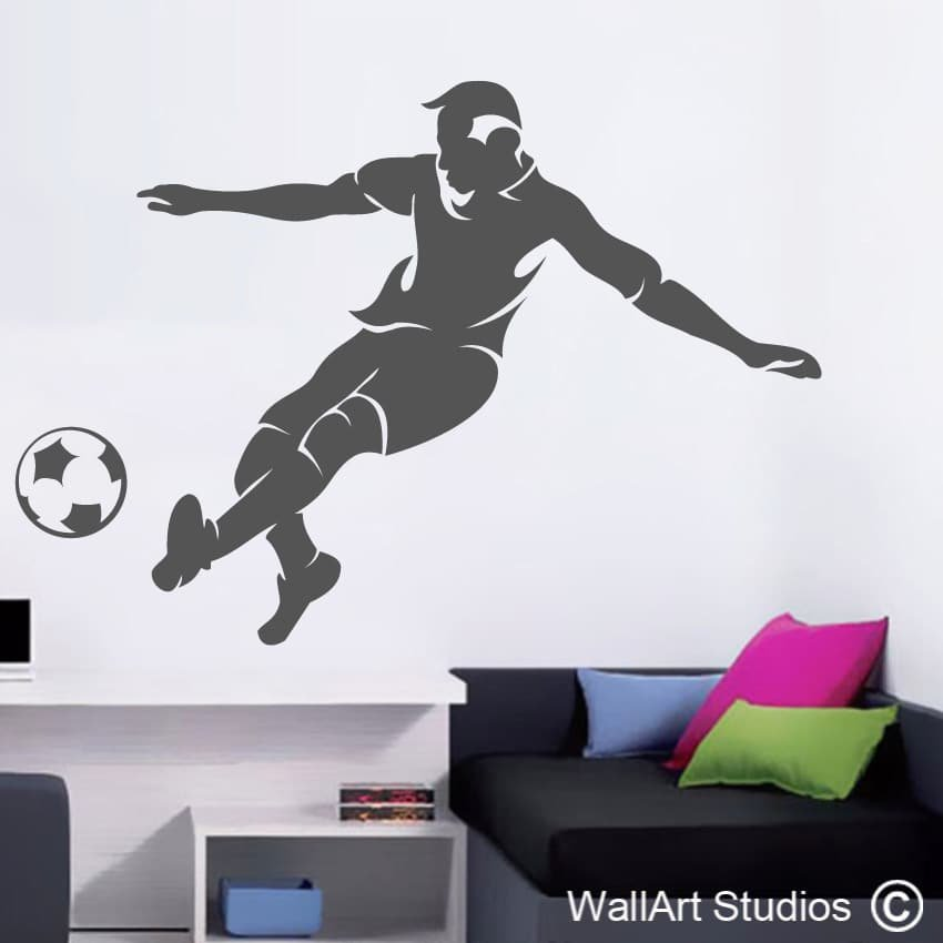 arsenal football club wall decal wall art studios sa. Black Bedroom Furniture Sets. Home Design Ideas