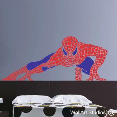 Spiderman - colour