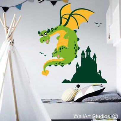 Magic Dragon Castle