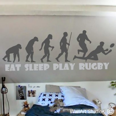 Rugby-lution