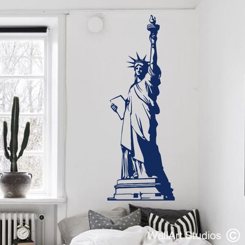 Statue Of Liberty Wall Art Vinyl Part 82