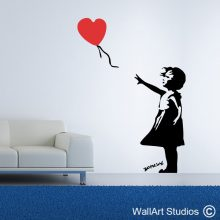 banksy street art - Wall Art Design Decals