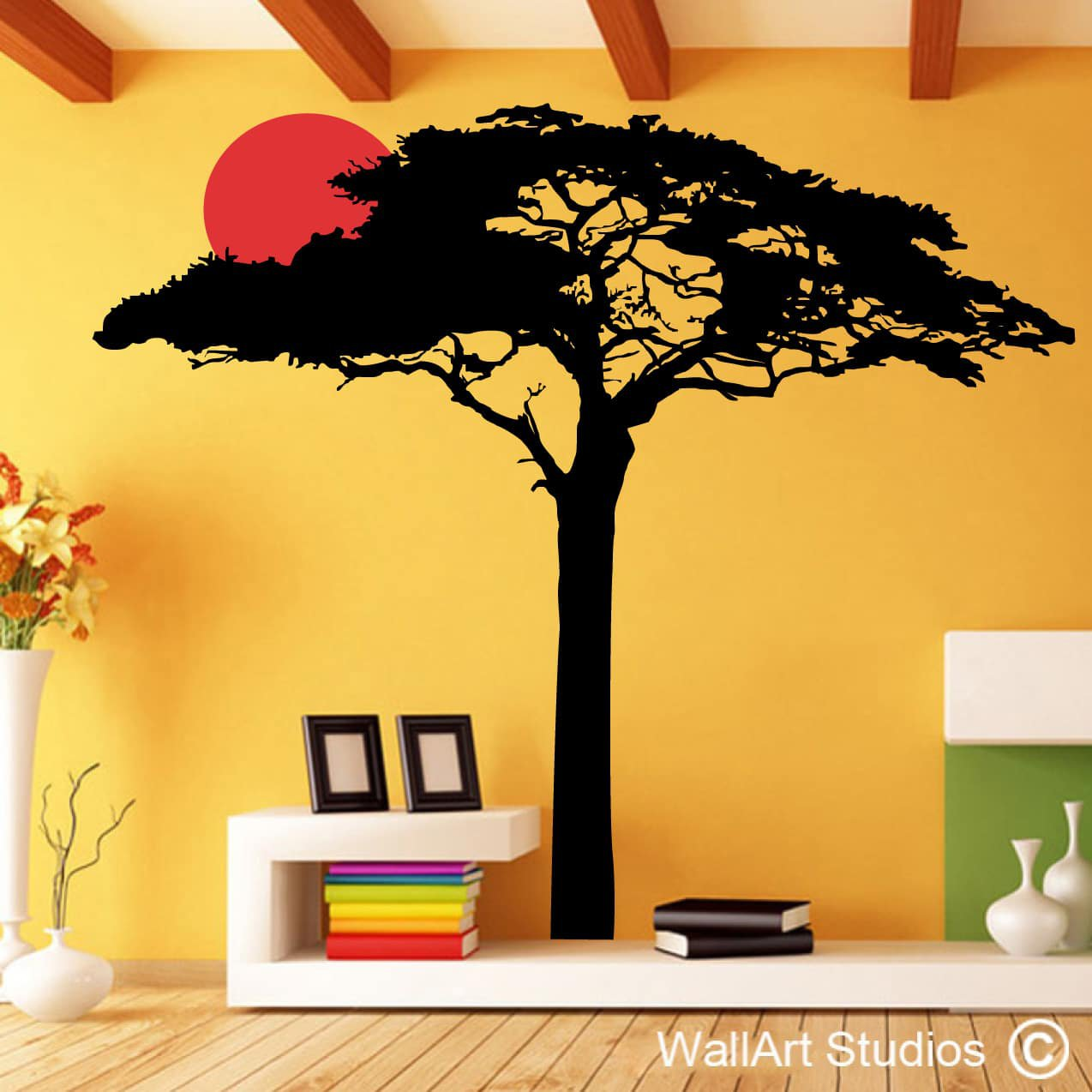 Trees Wall Art Decals | Wall Art in South Africa | WallArt Studios