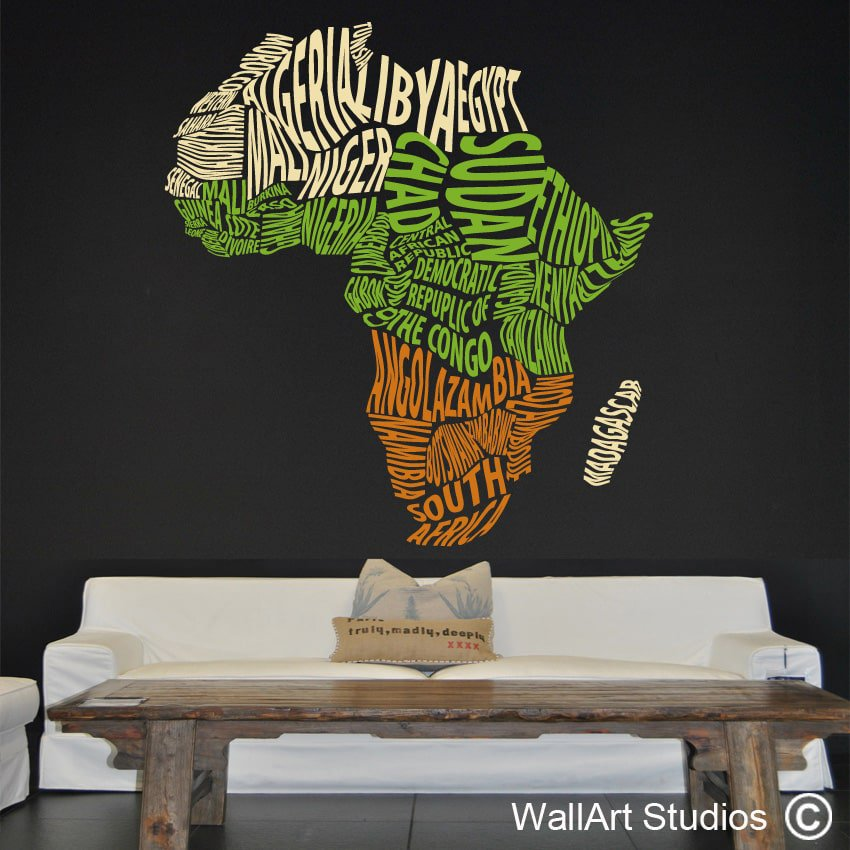 inspirational wall quotes south africa wallart studios. Black Bedroom Furniture Sets. Home Design Ideas