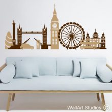 Maps & Landmarks Wall Art