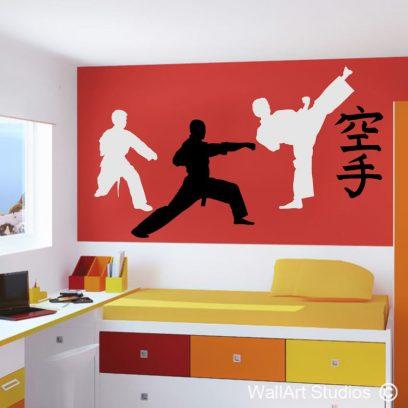 martial arts sports boys ninja karate