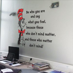 Dr Seuss custom designs, bishops diocesan college