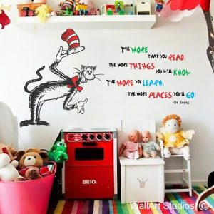 Dr Seuss custom designs