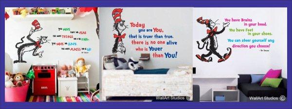 Dr Seuss Custom designs