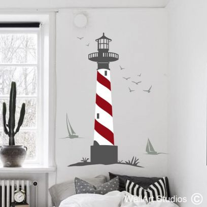 Nautical & Ocean Wall Decals