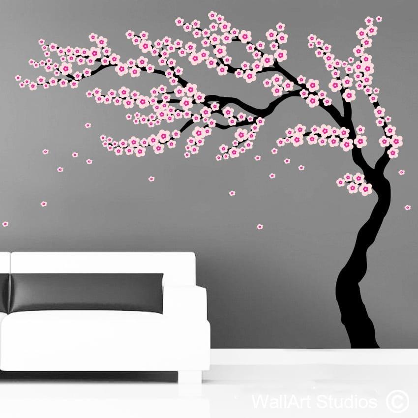 Oriental Cherry Blossom Tree Part 92