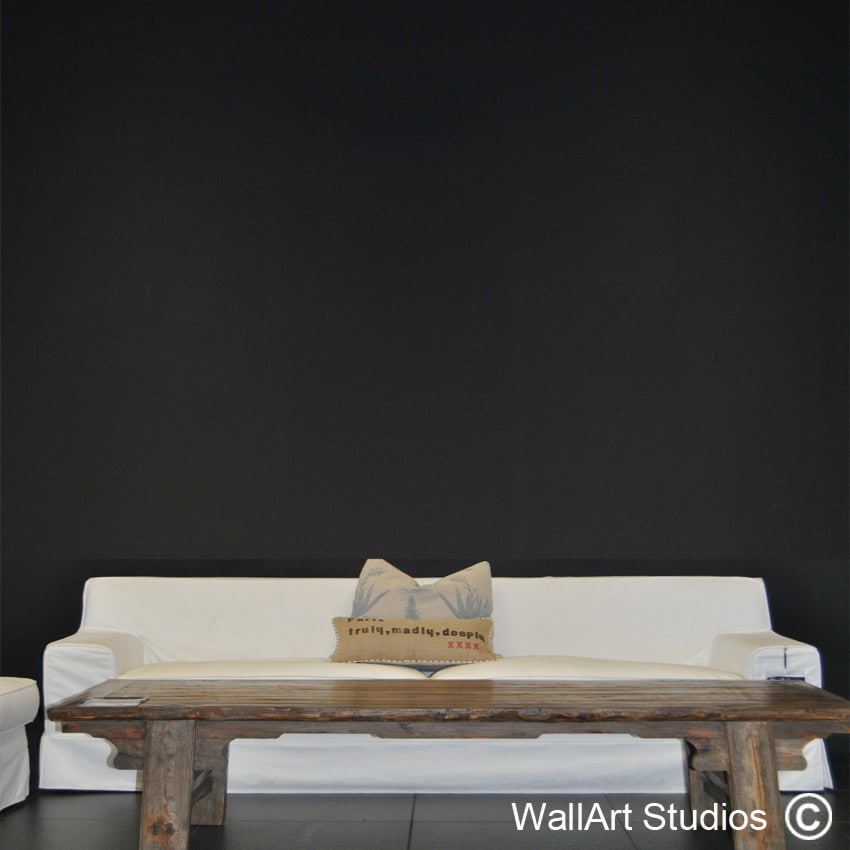 Art Deco Skull Wall Sticker | Wall Art Studios