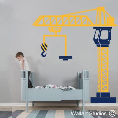 Boys Wall Art Stickers