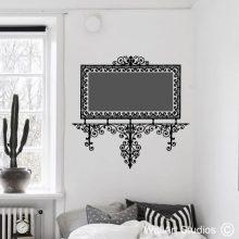 Chalkboards & Vinyl Frames
