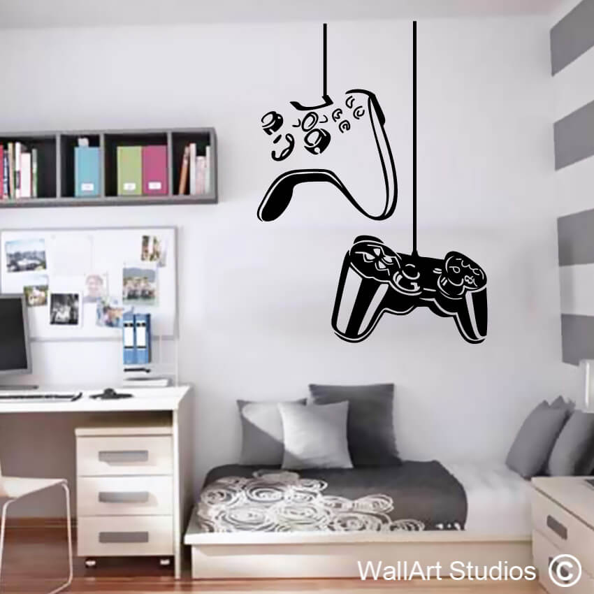Anchor rope seagulls wall art sticker wallart studios for Interior design xbox game