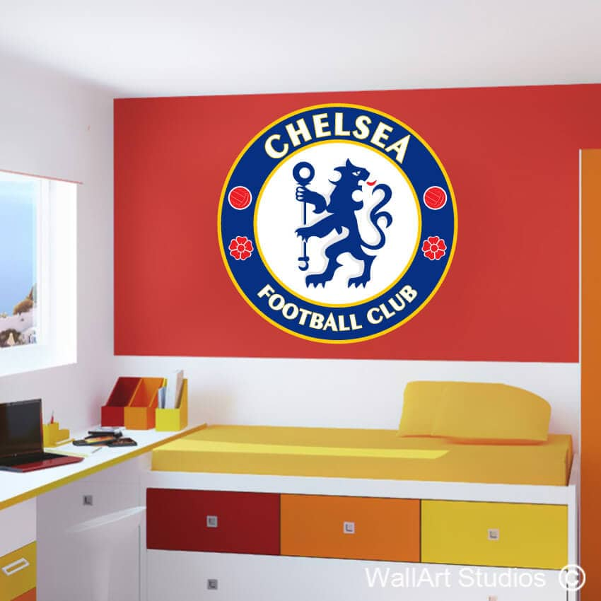 Sports Wall Art Decals South African Sports Decals & Chelsea Wall Decal - Elitflat