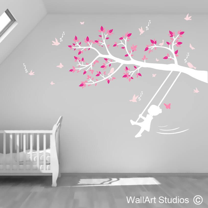 eff6d2505e Girls Wall Art Stickers South Africa | WallArt Studios