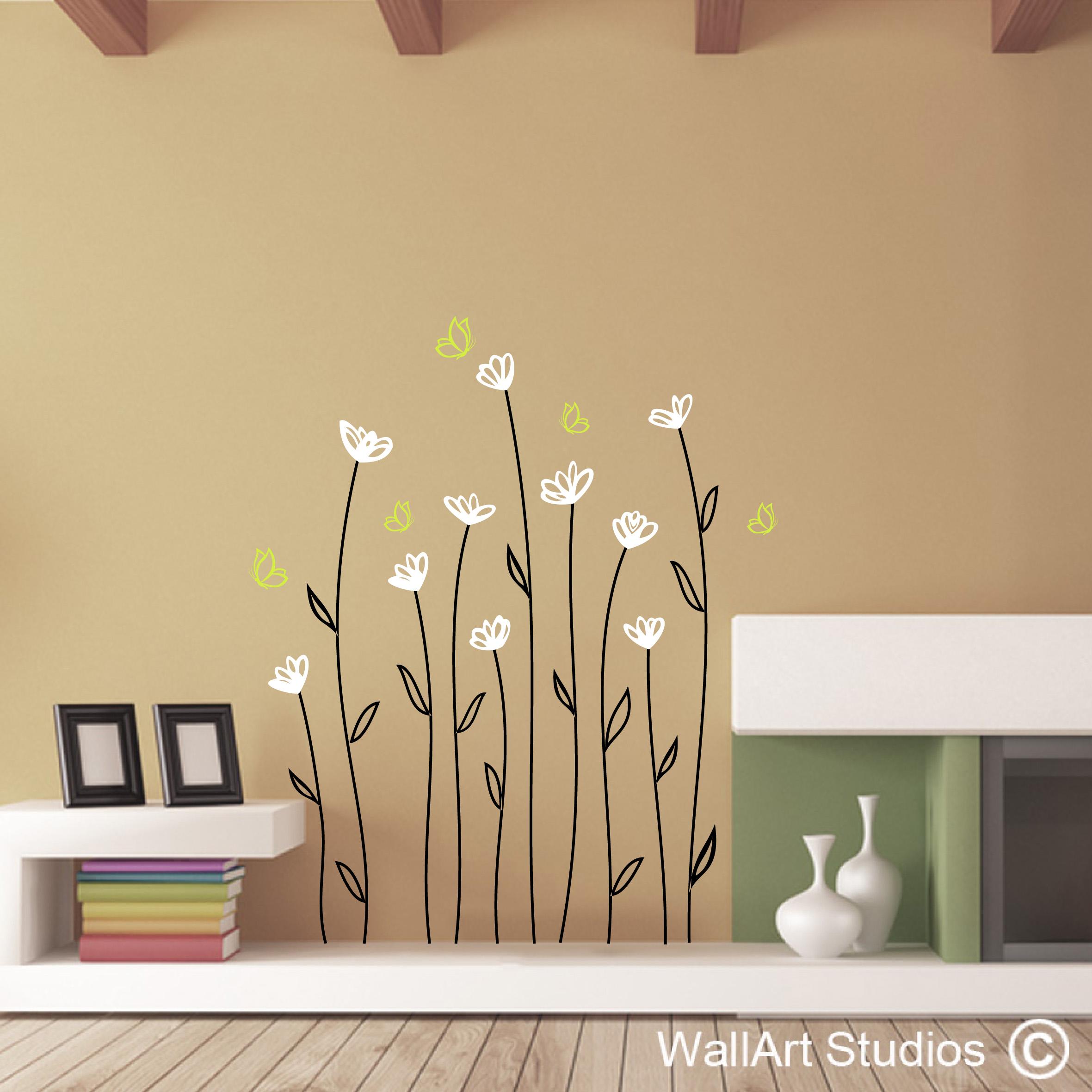 Flowers Plants Wall Art South Africa Wallart Studios