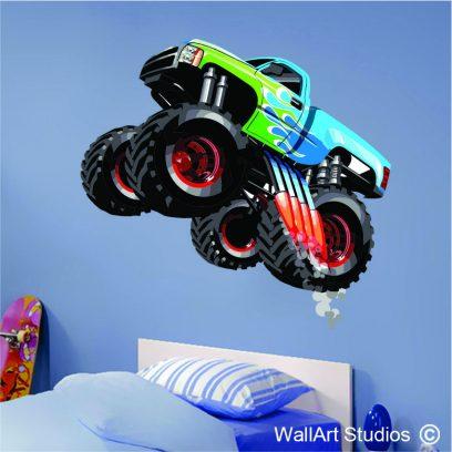 WDBMT01 Monster truck