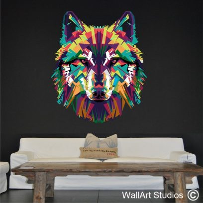 WDAW1 - Abstract Wolf