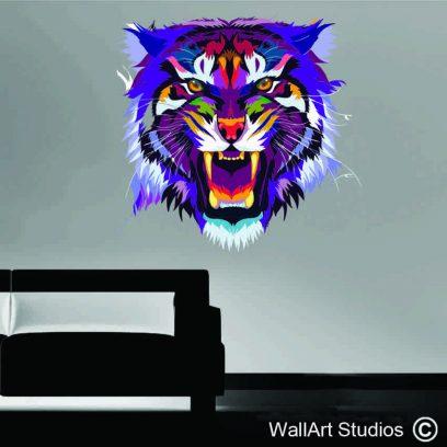 WDTR1 Tiger Roaring