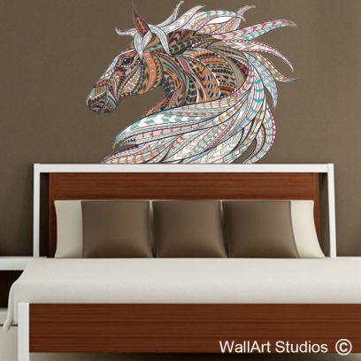 WDHH - Horse Head Decal