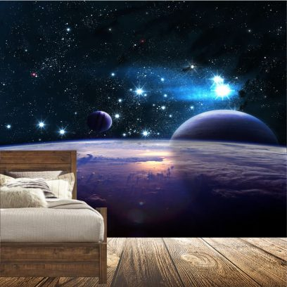 WP13 Galaxy Wall Mural