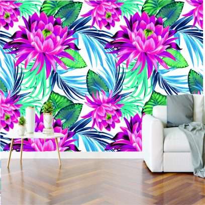 WFLF - Lotus flower wallpaper