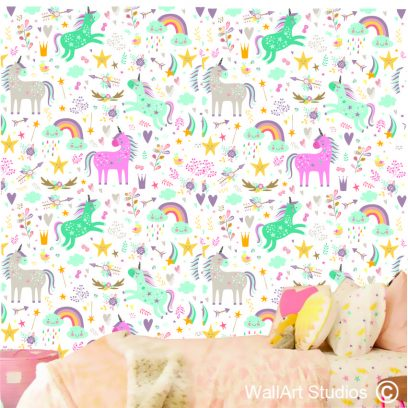 WPUR Unicorns & Rainbows