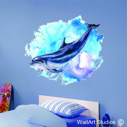 WDBD Bottlenose Dolphin