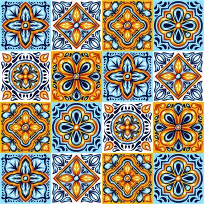 Peel & Stick wall tiles
