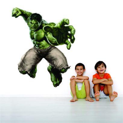 Incredible Hulk wall sticker