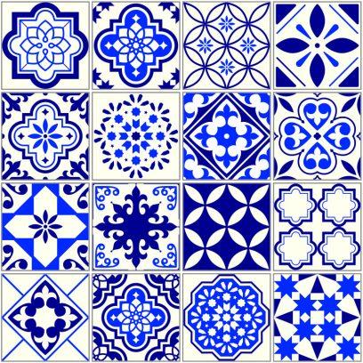 PST5 vinyl wall tiles